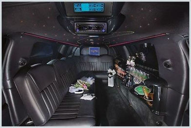 Leather limo