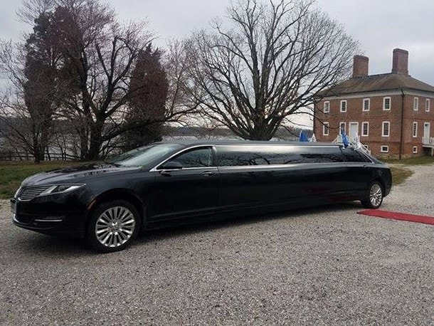 Red carpet treatment for your limousine ride
