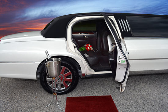 Limousines and Party buses for all occasions